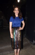 HAYLEY ATWELL Night Out in London 07/18/2019