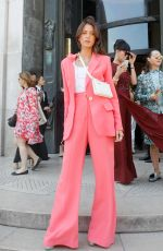 HELENA BORDON at Elie Saab Haute Couture Fall/Winter 2019/2020 Show in Paris 07/03/2019