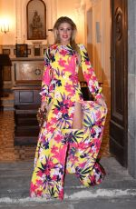 HOFIT GOLAN at 2019 Ischia Global Film and Music Fest Dinner Party 07/17/2019