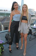 IDA LUNDGREN at Residence Launch Party in London 07/16/2019