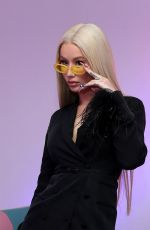 IGGY AZALEA at a Pop-up Store for Launch of Her New Album In My Defense in West Hollywood 07/20/2019