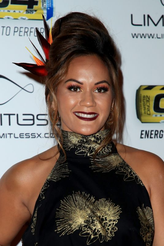 ILIMA-LEI MACFARLANE at 11th Annual Fighters Only World Mixed Martial Arts Awards07/03/2019