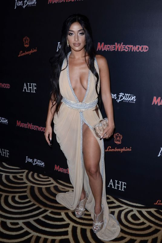 INAS X at Marie Westwood Magazine Summer Edition Launch in Los Angeles 07/17/2019