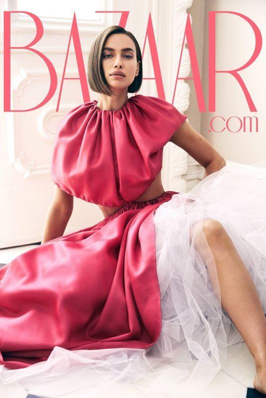 IRINA SHAYK for Harper's Bazaar Magazine, Summer 2019 Digital Issue