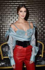 IRIS MITTENAERE at Jean Paul Gaultier Haute Couture Fall/Winter 2019/2020 Show in Paris 07/03/2019