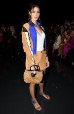 IRIS MITTENAERE at Schiaparelli Haute Couture Fall/Winter 2019/2020 Show at Paris Fashion Week 07/01/2019