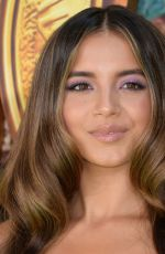 ISABELA MONER at Dora and the Lost City of Gold Premiere in Los Angeles 07/28/2019