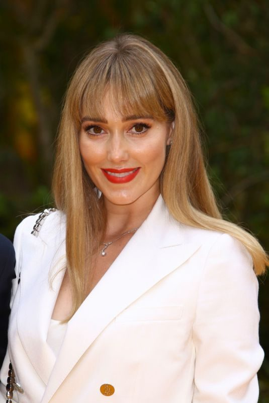 JACQUI AINSLEY at The Lion King Premiere in London 07/14/2019