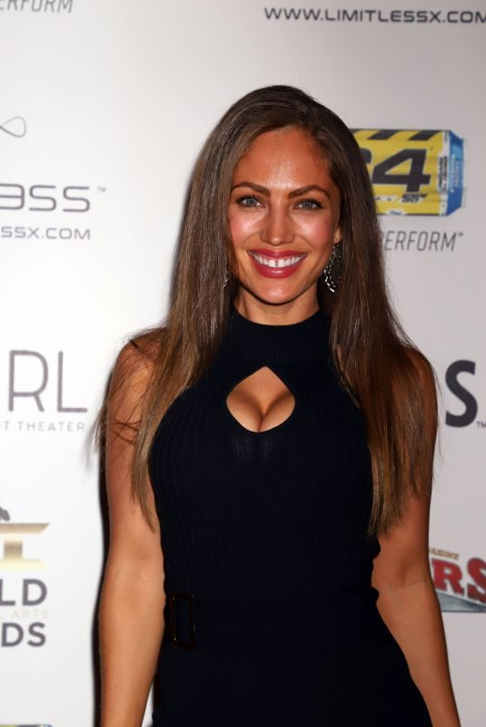 JADE BRYCE at 11th Annual Fighters Only World Mixed Martial Arts Awards07/03/2019
