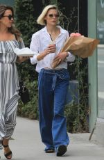 JAIME KING Out in West Hollywood 07/07/2019