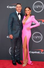 JENA SIMS at 2019 ESPY Awards in Los Angeles 07/10/2019