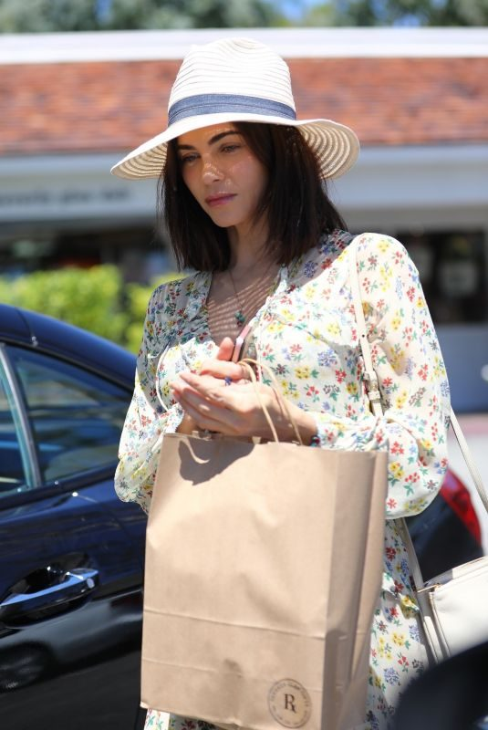 JENNA DEWAN Out and About in Beverly Hills 07/01/2019