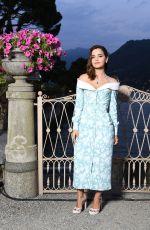 JENNA LOUISE KOLEMAN at Bvlgari Splendida Tubereuse Mystique Event in Cernobbio 07/09/2019