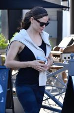 JENNIFER GARNER Out and About in Los Angeles 07/13/2019