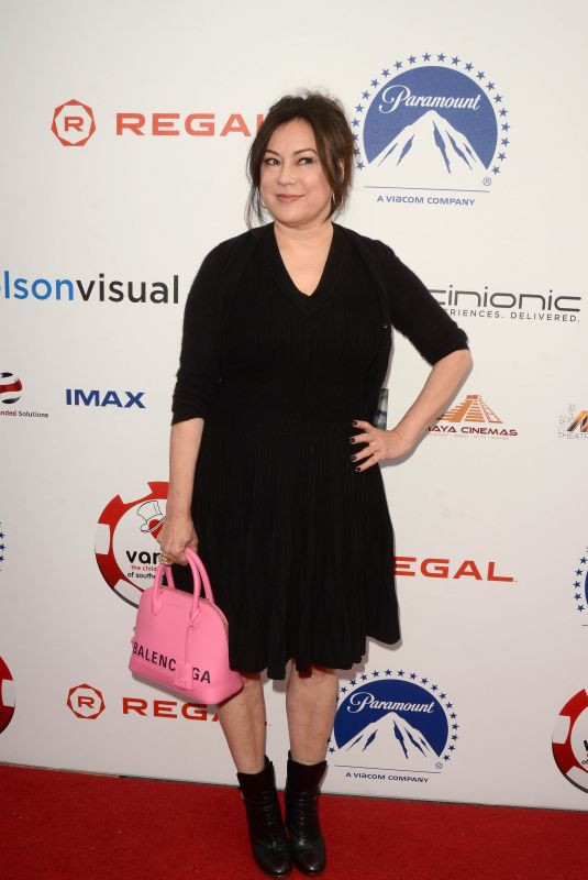 JENNIFER TILLY at 9th Annual Variety Children's Charity Poker and Casino Night in Hollywood 07/24/2019