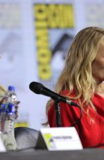 JERI RYAN at Women Who Kick Ass Panel at Comic-con International 2019 in San Diego 07/20/2019