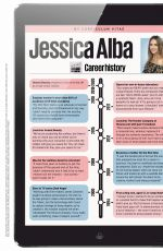 JESSICA ALBA in Cosmopolitan Magazine, UK August 2019