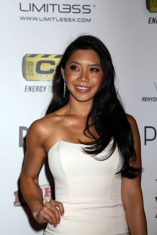 JESSICA MAO at 11th Annual Fighters Only World Mixed Martial Arts Awards07/03/2019