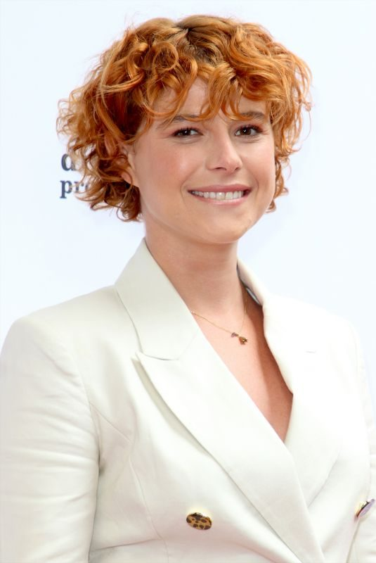 JESSIE BUCKLEY at South Bank SKY Arts Awards in London 07/07/2019