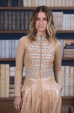 JOANA PREISS at Chanel Haute Couture Fall/Winter 2019/2020 Collection Show in Paris 07/02/2019