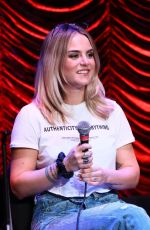 JOANNA JOJO LEVESQUE at Grammy Camp Guest Artist Masterclass at USC Thornton School of Music in Los Angeles 07/26/2019