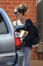 KATE BECKISNALE at a Dentist Office in Beverly Hills 07/01/2019