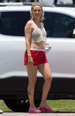 KATE HUDSON on the Set of Mona Lisa and the Blood Moon in New Orleans 07/01/2019