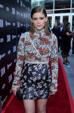 KATE MARA at Skin Special Screening in Hollywood 07/11/2019