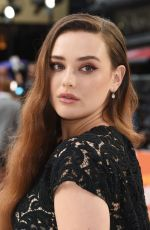 KATHERINE LANGFORD at Once Upon A Time in Hollywood Premiere in London 07/30/2019