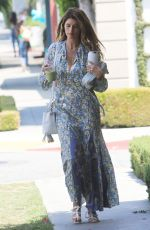 KATHERINE SCHWARZENEGGER Out and About in West Hollywood 07/13/2019