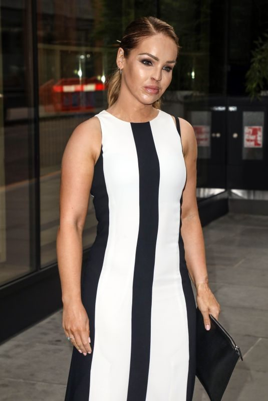 KATIE PIPER at ITV Summer Party 2019 in London 07/17/2019