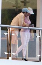 KATY PERRY and Orlando Bloom on Vacation in Spain 07/26/2019