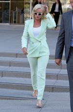 KATY PERRY Leaves Court for Trial Over Dark Horse in Los Angeles 07/18/2019