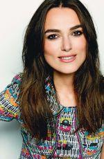 KEIRA KNIGHTLEY in F Magazine, July 2019