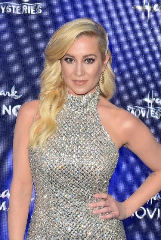 KELLIE PICKLER at Hallmark Movies & Mysteries 2019 Summer TCA Press Tour in Beverly Hills 07/26/2019