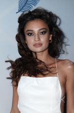 KELSEY MERRITT at 2019 Sports Illustrated Swimsuit Fashion Show at Miami Swim Week 07/14/2019