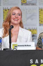 KENNEDY MCCANN at Nancy Drew Panel at San Diego Comic-con 07/18/2019
