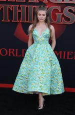 KERRI MEDDERS at Stranger Things, Season 3 Premiere in Santa Monica 06/28/2019