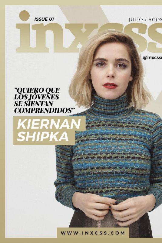 KIERNAN SHIPKA in Inxcss Magazine, July/August 2019