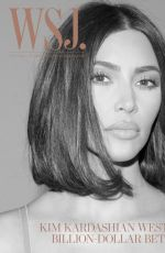 KIM KARDASHIAN for WSJ Magazine, August 2019