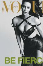 KIM KARDASHIAN in Vogue Magazine, Japan August 2019