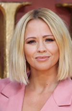 KIMBERLEY WALSH at The Lion King Premiere in London 07/14/2019