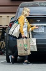 KRISTEN BELL Out Shopping in Studio City 07/08/2019