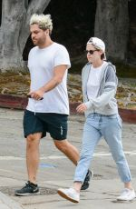 KRISTEN STEWART Out and About in Los Angeles 07/23/2019