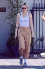 KRISTEN STEWART Out for Lunch in Los Angeles 07/01/2019