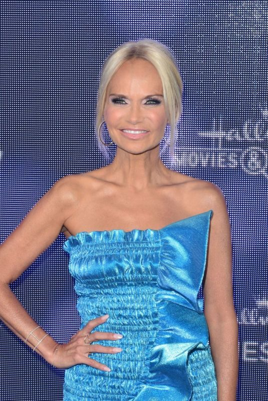 KRISTIN CHENOWETH at Hallmark Movies & Mysteries 2019 Summer TCA Press Tour in Beverly Hills 07/26/2019
