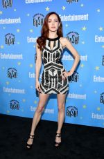 KSENIA SOLO at Entertainment Weekly Party at Comic-con in San Diego 07/20/2019
