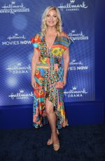 KYLEE EVANS at Hallmark Movies & Mysteries 2019 Summer TCA Press Tour in Beverly Hills 07/26/2019