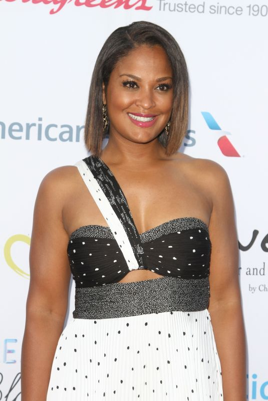 LAILA ALI at Hollyrod Foundation's 21st Annual Designcare Gala in Malibu 07/27/2019