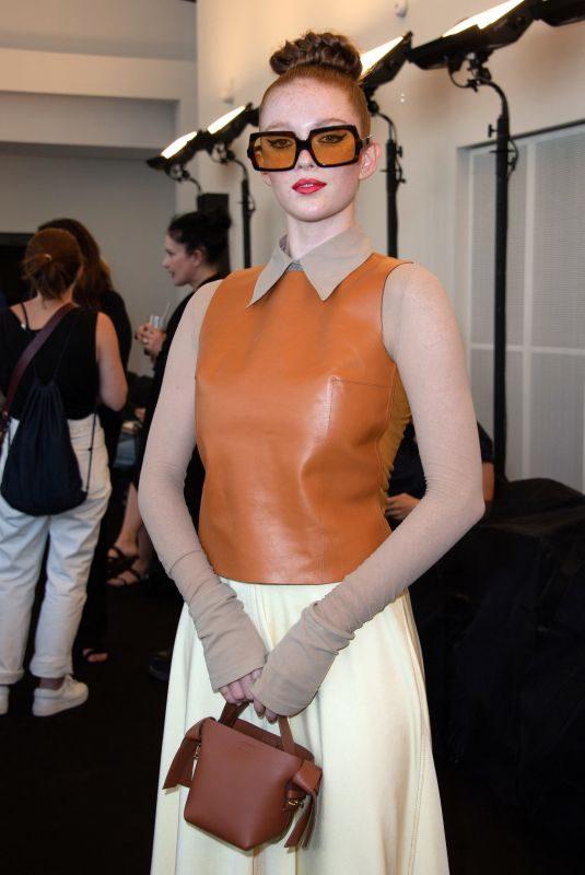 LARSEN THOMPSON at Acne Studios Haute Couture Fall/Winter 2019/2020 Show at Paris Fashion Week 06/30/2019